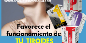 LA TIROIDES, ¿NECESITAS REGULAR SUS FUNCIONES?
