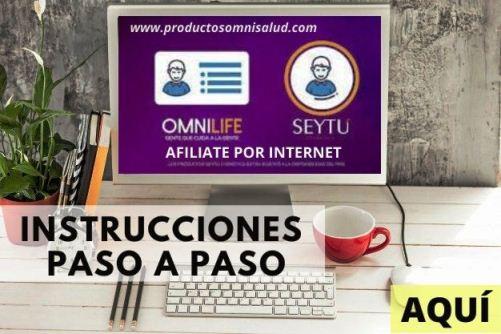 BENEFICIOS DE LA AFILIACIÓN A OMNILIFE.