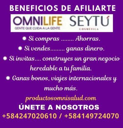 Afiliación a Omnilife y sus beneficios