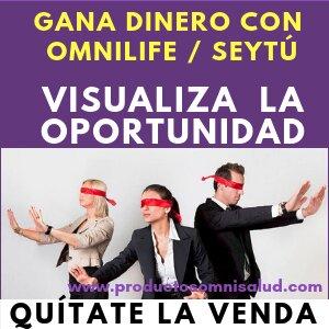 Afiliación a Omnilife. Te da la oportunidad de cambiar tu vida.
