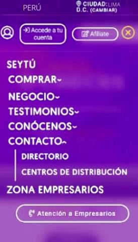 Centro Distribución otros países
