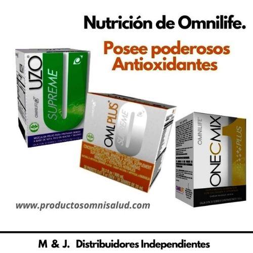 Nutrición de Omnilife