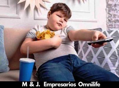 obesidad infantil y la diabetes tipo II