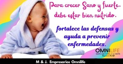 omniplus especial para bebes y niños