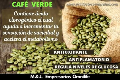 Dolce vita con café verde