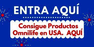 Consigue los Productos Omnilife en USA