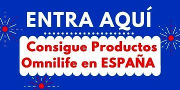 Consigue los productos omnilife en España.