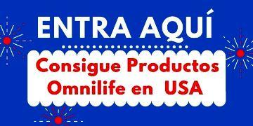 Consigue tus productos en Omnilife USA.