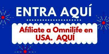 Afíliate a Omnilife en USA