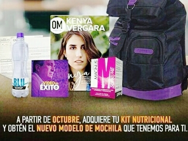 kit de afiliación nutricional